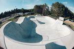 Der neue Skatebowl von Schneestern in Eberswalde