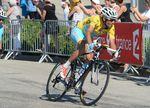 Vincenzo Nibali bleibt weiterhin im Gelben Trikot. Die Frage ist, ob er es bis zum Schluss halten kann. (Foto: Sirotti)