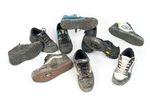 Die Qual der Wahl: Welchen Schuh nehm ich bloß? ©Martin Ohliger