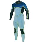"""The Best Surfing Wetsuit for You the inside of the C-Skins Hotwired """"dryknit"""""""
