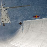 Safety, Training, Halfpipe, Snowboard, Tricks