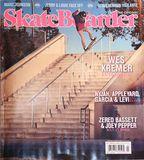 Letzte Print Ausgabe des SkateBoarder Magazine