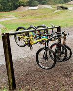 Bikepark-Warstein-Bikes
