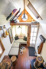 Tiny House Giant Journey Guillaume Dutilh and Jenna Spesard