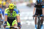 Alberto Contador musste die Tour de France 2014 nach einem Sturz in der 10. Etappe beenden. (Foto: Sirotti)