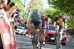 Nibali konnte nicht mithalten (Bild: Sarotti)