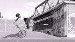 """Das Motto von Autum Bicycles lautet bekanntlich """"Flat, Street, whatever"""" und genau diese Mischung gibt es auch im """"A Week in Berlin""""-Video zu sehen."""