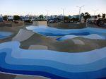 Zum Verlieben: Dies ist nur ein Teil der riesigien Bowllandschaft im Black Pearl Skatepark auf Grand Cayman