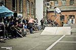 Skateaction im Iriedaily Skatepark photo: Christoph Leib