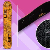 libtech split brd, splitboard, snowboard