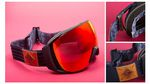 Quiksilver Hubble RL Travis Rice Snowboard Goggles 2015-2016