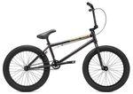 Kink Gap BMX Rad in schwarz