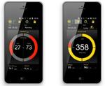 Mit der App überwachst du die Muskelbelastung. (Foto: Myontec)