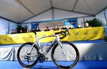 Bei der Tour de France stehen neben den Fahrern auch ihre Bikes im Mittelpunkt. (Foto: Sirotti)