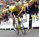 Gallopin konnte die Gesamtwertung nur einen Tag anführen, nachdem Nibali die 10. Etappe gewinnen konnte.