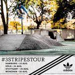 adidas #3stripes tour