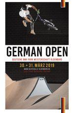 Die Deutsche BMX Park Meisterschaft 2019 findet vom 30.-31. März in der Skatehalle Oldenburg statt