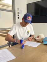 Leon Glatzer Red Bull