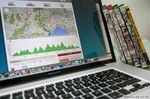 Recherche im Internet - Radstrecke