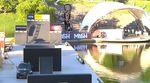 We out here bei BMX Lake Line auf dem MASH 2019 im Münchener Olympiapark. Wer mehrfach Double Backflips zum Warmfahren gemacht hat, erfahrt ihr hier.