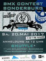 Als Warm-up für den diesjährigen Butcher Jam veranstalten die Sportpiraten am 20. Mai 2017 einen Contest in Sonderburg