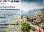 CUBE Bikes, First Ride Torbole