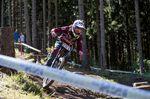 Roos ob den Beeck auf dem iXS German Downhill Cup 2016 in Ilmenau