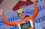 Daryl Impey sicherte sich die Führung der Gesamtwertung und ist auf dem Weg, die Tour Down Under zu gewinnen. (Foto: Sirotti)