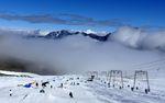 Half Mile Jib Line im Snowpark Kaunertal Foto: Martina Zollner