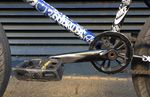 Shadow Killer BMX Kurbel