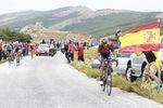 Nibali witterte seine Chance und fuhr auf den letzten Kilometern des Calar Alto einen starken Angriff. (Foto: Sirotti)