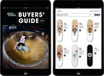 Monster Skateboard Magazine Buyers Guide