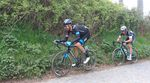 Sir Bradley Wiggins, Team Sky, cobbles, Tour of Flanders, 2014, Koppenberg, pic: Sirotti