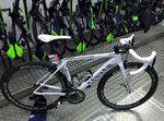 Auf dieser weißen Version des Canyon Ultimate CF SLX konnten wir Nairo Quintana auf der finalen Etappe der Tour de France 2015 nach Paris sehen. (Foto: Canyon)