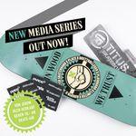 skate aid media collabo deck