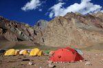 Mount Aconcagua Base Camp, Argentina