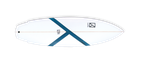 Das Kanoa Hydrophil verfügt beispielsweise über ein Diamond Tail.
