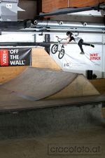Dave Lemberger, Indian Air am Step-up in der WUB Skatehalle Innsbruck
