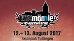 Das BMX Männle Turnier findet vom 12.-13. August 2017 bereits zum neunten Mal (!) im Skatepark Tuttlingen statt und hat diesmal einige Neuerungen zu bieten.