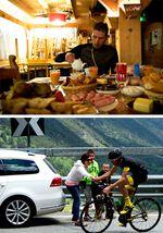 Nicolas Roux wurde von uns auf dem Mont Blanc begleitet.