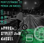 Reclaim the streets! Am 28. August 2021 findet in Kassel ein BMX-Streetjam statt. Weitere Informationen dazu findest du hier.