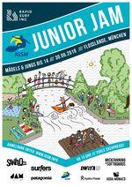 Junior Jam an der Floßlände