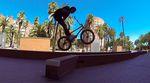 Ausgeraubt, Krankenhausaufenthalt, Rad verloren –der Radio-Bikes-Teamfahrer Bastian Schweizer hat sich seinen Barcelonaurlaub sicher anders vorgestellt.