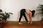 Yoga für MTB - Parsvottanasana