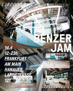 Die Ciao Crew und Deepend veranstalten am 14. April 2018 einen Jam in der DIY-Halle auf dem ehemaligen Mercedes-Benz-Gelände in Frankfurt.