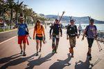 Ankunft in Nizza am 22. April nach 1721 Kilometern | Foto: Philipp Reiter