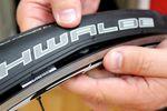 Tubless-Reifen sind leichter und bieten einen höheren Pannenschutz als beispielsweise Faltreifen.