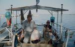 Altes Fischerpaar
