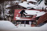 Moritz Kläger im Crystal Ground Snowpark| Pic: David Lis