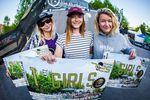 Die Gewinner des Girlcontests auf dem Butcher Jam 2018 im Schlachthof Flensburg